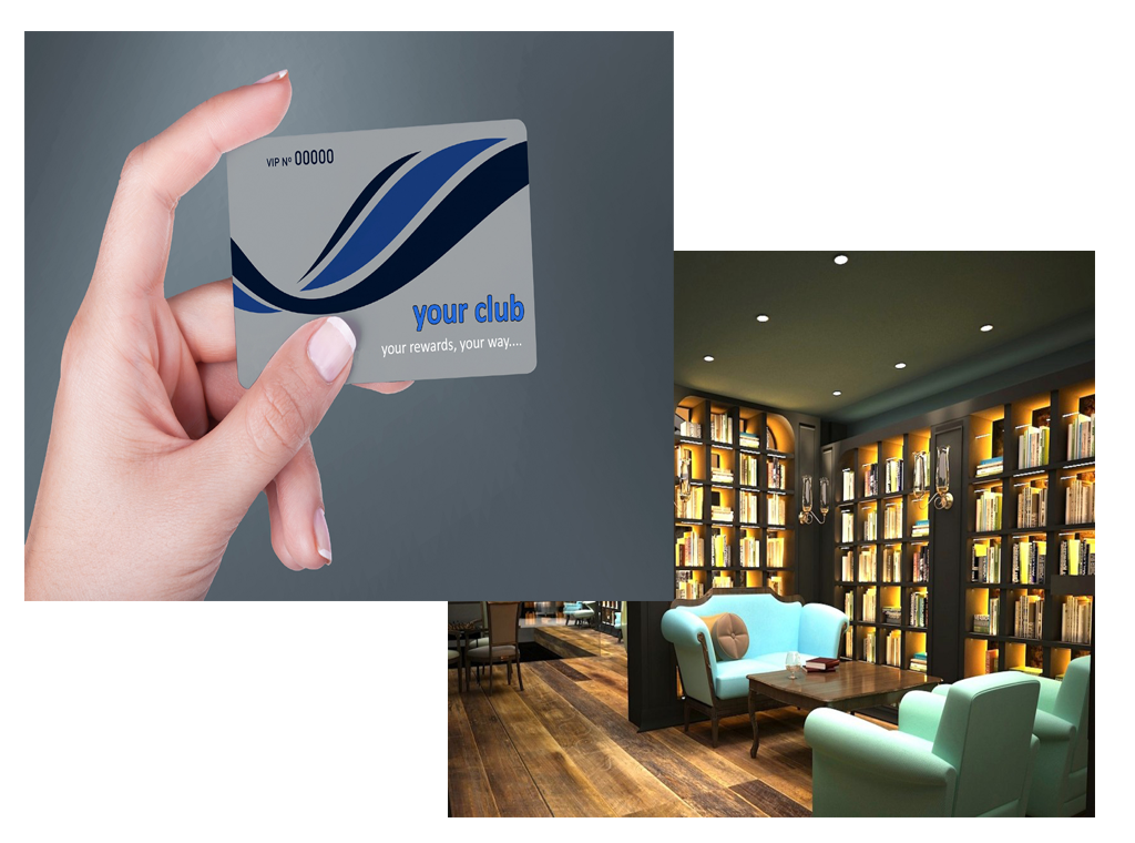JustTouchPOS Membership Club